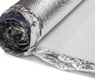 QEP Laminate Silver Laminate Floor underlay